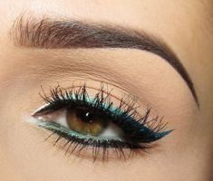Ombre liner.
