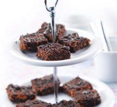 Chocolate slice   Australian Healthy Food Guide