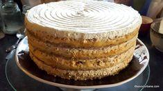 Vanilla Cake, Caramel, Cheesecake, Desserts, Food, Meals, Sticky Toffee, Tailgate Desserts, Eten