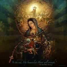 Our Lady of Guadalupe, pray for us. Patroness of the Americas and the Unborn, we ask your prayers for conversion of hearts to know, love and serve your Son, Jesus.