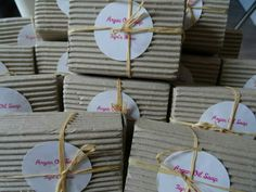 Our 1st stock of Argan Oil Soap