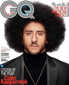 """The conversation continues.                  In bars, at dinner tables and parties, in line for coffee.                   People are angry, interested, offended, supportive, intrigued, irritated.                  But — in one form or another — the conversation continues. The one that Colin Kaepernick started 16 months ago.                  On Monday, Kaepernick was named GQ magazine's """"Citizen of the Year."""" Which meant that his face, his cause, his exclusion from the NFL — his now-iconic…"""