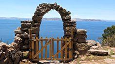 Amantani Island, Lake Titicaca, Peru Backpacking Peru, Lake Titicaca, Machu Picchu, Landscapes, Coast, Island, Amazing, Paisajes, Scenery