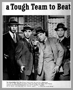 the untouchables tv show pinterest | YES WE ADMIT IT...WE LOVED THE UNTOUCHABLES