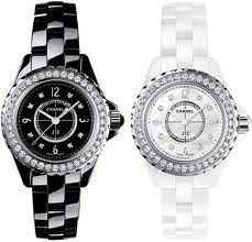 WOW!!! Truly beautiful Chanel Black Ceramic Lady's Wristwatch with Diamond Bezel. Make us an offer! Don't miss this deal! #Chanel #Watch