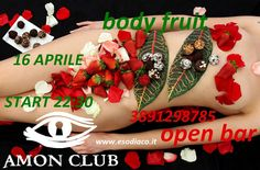 AMON CLUB PRIVE: BODY FRUIT