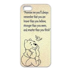Winnie the Poohs Autumn Leaves Custom Design Case Cover For Iphone 4 4s 5 5s 5c 6 6s 6plus 6s plus 7 7plus