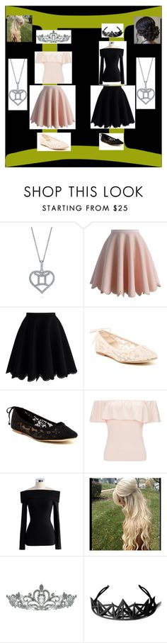 """Gemini"" by suicidal-melody ❤ liked on Polyvore featuring BERRICLE, Chicwish, Soludos, Miss Selfridge and Kate Marie"
