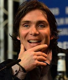 """158 Likes, 7 Comments - Cillian Murphy (@bluest_things) on Instagram: """"Cillian Murphy smiling it's a miracle #cillianmurphy #gorgeous #adorable #irishactor """""""