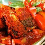 Resep Sederhana Ikan Tongkol Pedas Manis Ikan Tongkol Pedas Manis