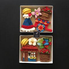 Lorena Rodriguez . Costa Rican cookies