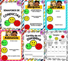 Anger Management, Classroom Management, Learning Spanish, Kids Learning, Letter To Parents, Teaching Time, Printable Labels, School Classroom, Social Work