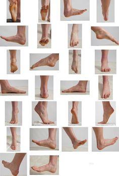 Feet: model