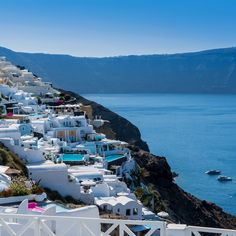 What's NOT to LIKE about Santorini! @visitgreecegr  #Santorini #Greece #travel