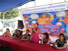 Conmemoran en Juchitán Día Internacional de la Mujer