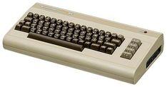 Commodore 64 home computer - public domain image