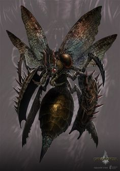 Sqare Enix's GYROMANCER. IFS did the concept art and illustrations for all characters and creatures in the game.