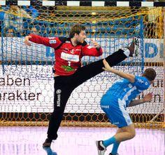 """SC DHfK Leipzig beendete """"goldenen Oktober"""" mit ungefährdetem Stuttgart-Erfolg. Der SC DHfK Leipzig ist in der ersten Handball-Bundesliga der Männ ..."""