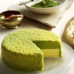 Check out this Super creamy Matcha cheesecake!!  #cheesecake #snacks #vegan #vegetarian #yummy #food #foodie #recipes #cake #healthyfood #organic #antioxidants #wellbeing #matcha Want more matcha? follow us at @japanesematchapowder for the best matcha facts and recipes on Pinterest! www.get-matcha.com