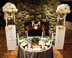 wedding sweet heart table, head table  #indianwedding #shaadibazaar