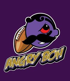 you'll totally like him when he's angry  Are you ready for some FOOTBALL?!?!?