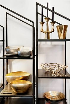 A Step Outside - Tom Dixon's First Showroom Outside London | Interior Design, Design Furniture, Design Accessories. For More News: http://www.bocadolobo.com/en/news-and-events/