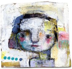 Evolution   original painting on cardboard by Mindy by timssally, $49.00
