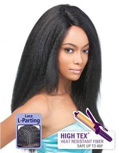 Outre Lace Front Wig TESS (Lace L-Parting) - Ebonyline