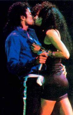 Michael Jackson and Tatiana Thumbtzen