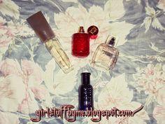 #perfume #oriflame #womansecret #hugobossbottled #giordaniwhitegold #myred