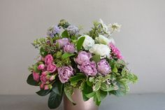 Australian garden roses in a beautiful mauve. Good Shabbos, Daisy Hill, Australian Garden, Garden Roses, Purple Roses, Flower Delivery, Fresh Flowers, My Favorite Color, Mauve