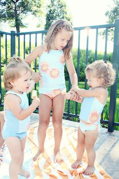 Swimsuit Patterns for Kids - Nap-time Creations