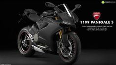 Maxabout Wallpapers: Ducati 1199 Panigale S