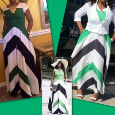 Color Block Maxi Summer Dress This is a beautiful Color Block Striped Maxi Dress. Made from Polyester and available in one size, 2XL (The models are displaying our one size that is available).   Made from breathable thin material, perfect for the warm months. Very figure flattering. Dresses Maxi