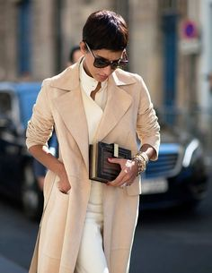 Princess Deena Aljuhani Abdulaziz, street-style star, chic retailer, and Saudi's most prominent fashion royal Create A Signature, Signature Style, Princess Deena Aljuhani Abdulaziz, Looks Style, My Style, Real Style, Classic Style, Estilo Real, Royal Fashion
