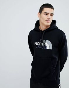 Best Streetwear Brands, North Face Outfits, Fashion 2020, Mens Fashion, North Face Hoodie, Outdoor Wear, Black Hoodie, The North Face, Street Wear