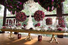Casamento | Decoração | Flores | Mesa | Doces | Dia | Rosa | Flowers | Cake | Wedding