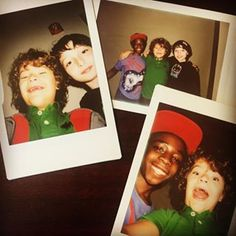 "They just love each other's company. | 27 Pictures Of The ""Stranger Things"" Cast…"