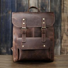 01ed024829 Luxurious Handmadec Saddle Bag Leather Backpack. Taking custom orders  today! Hurry while supplies last