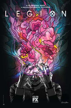 Legion... (ltd edition promo poster)