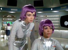 60's sci fi girl - Google Search