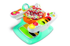 16 Of The Best Toys for Infants: Exersaucers and Jumparoos