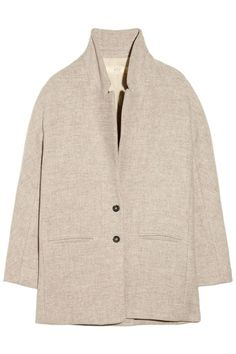 // Vanessa Bruno Athé wool-blend coat