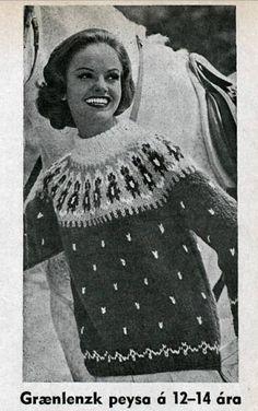 Uppskrift í Nýju kvennablaði 1963