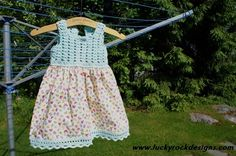Summerdress for my youngest girl.