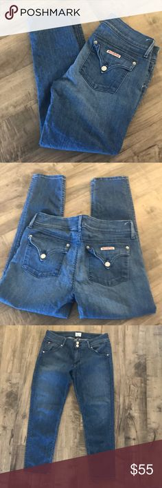 Hudson Jeans Super comfy Hudson Jeans! These are a great staple denim! Hudson Jeans Pants