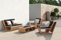 Garten Lounge selbst gestalten - das grüne Wohnzimmer im eigenen Garten