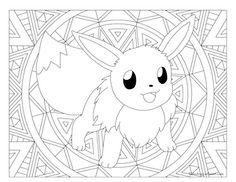 Eevee Pokemon #133