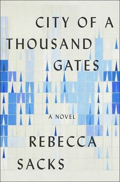 The Best New Books to Read in 2021 (So Far)   The heavy emotion on both sides of the Israeli-Palestinian conflict is breathlessly conveyed in City of a Thousand Gates. Novelist Rebecca Sacks deftly zooms in on the perspectives of a broad cast of characters and reveals with startling intimacy what it's like to live in the center of one of the world's most divisive conflicts. #realsimple #bookrecomendations #thingstodo #bookstoread