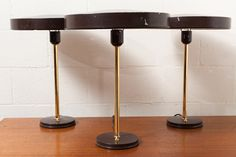 Phillips Table Lamp by Louis Kalf